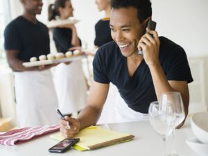 How to go about hiring staff for your catering company
